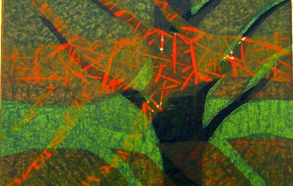 Albero della Notte verde