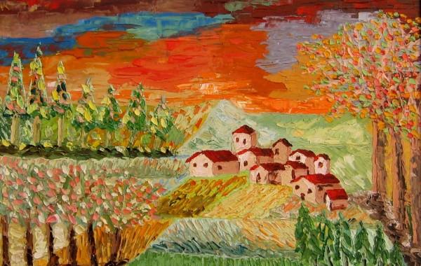 Borgo agricolo