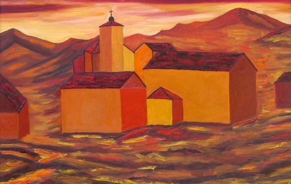 Borgo rosso