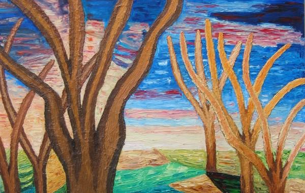 Cammino degli alberi