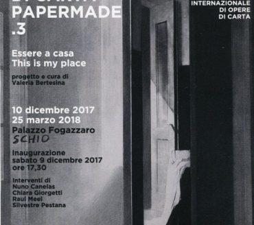 Biennale Internazionale di Opere di Carta